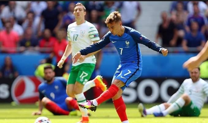 Евро-2016 Франция – Ирландия несостоявшаяся месть