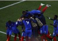 Обзор матча Франция - Албания