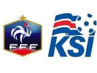 Прогноз и ставка на матч Франция - Исландия 3 июля