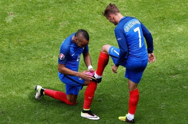 Обзор матча Франция - Ирландия 26 июня