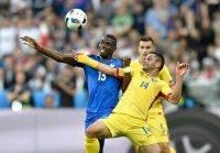 Счет матча Франция - Румыния