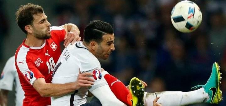 Евро-2016. Обзор матча Франция - Швейцария
