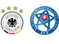 Прогноз на игру Германия - Словакия
