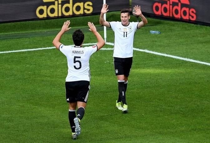 Германия - Словакия: обзор матча