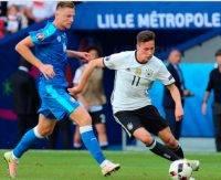 Обзор Германия - Словакия
