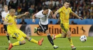 Евро-2016. Германия – Украина. За что платили букмекеры