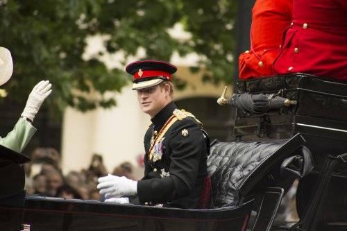 Принц Гарри может жениться на Элли Голдинг
