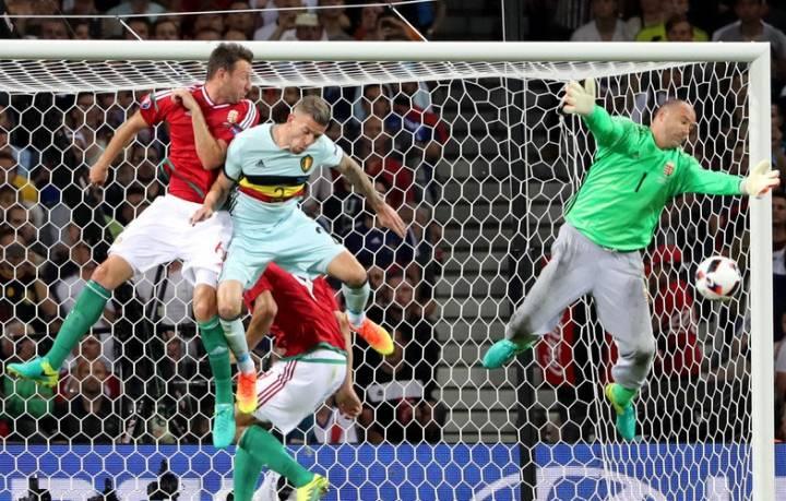 Венгрия - Бельгия: обзор матча
