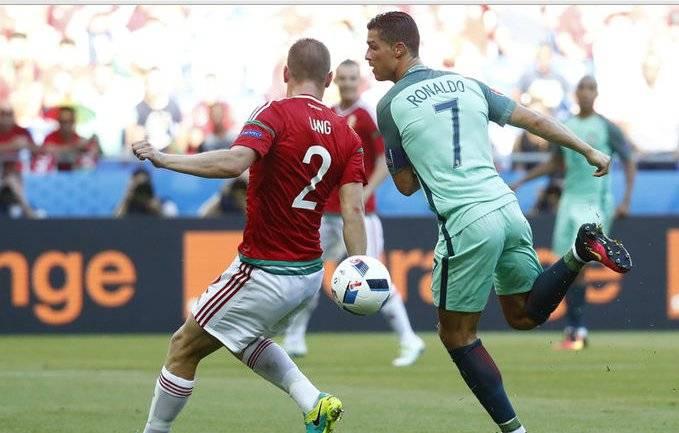 Евро-2016. Обзор матча Венгрия - Португалия