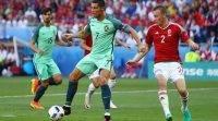 Евро-2016. Обзор матча Венгрия - Португалия 22 июня