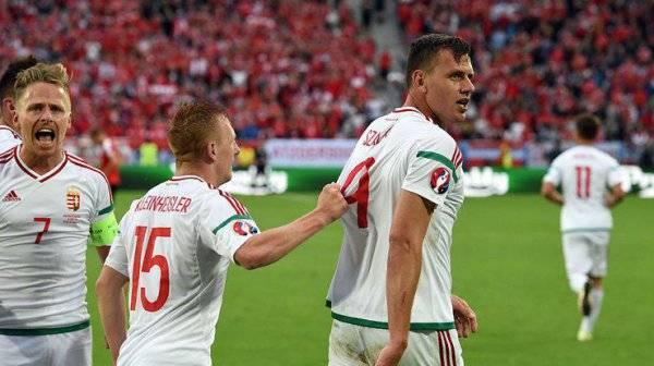 Сборная Венгрии обломала финну выигрыш в 10 миллионов фунтов