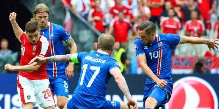 Исландия - Австрия: обзор матча