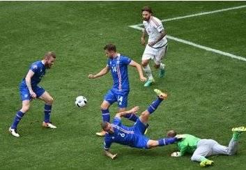 Евро-2016 Исландия – Венгрия, невезучие островитяне