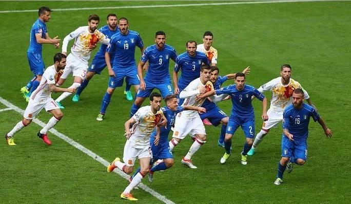 Евро-2016. Италия - Испания: обзор матча