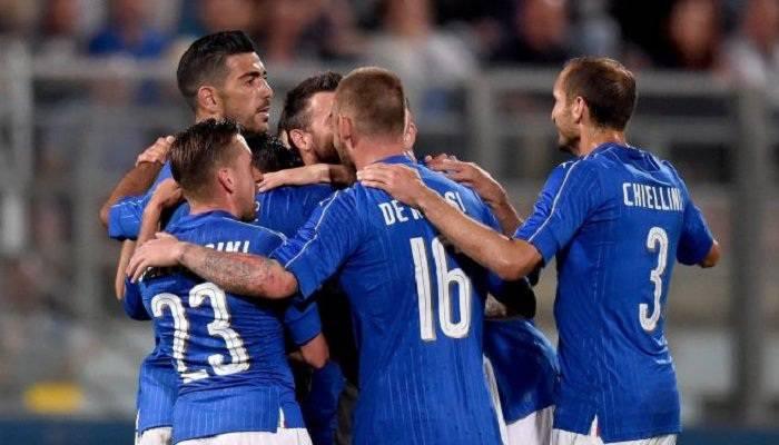 Сборная Италии на Евро-2016: шансы