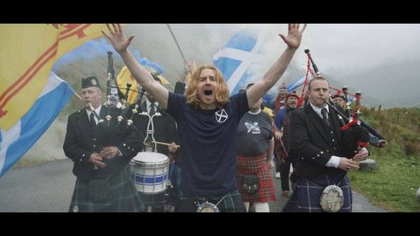 БК Paddy Power: видео гимна сборной Шотландии
