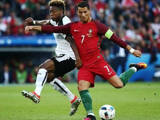 Евро-2016. Португалия – Австрия. Худший день Криштиану Роналду