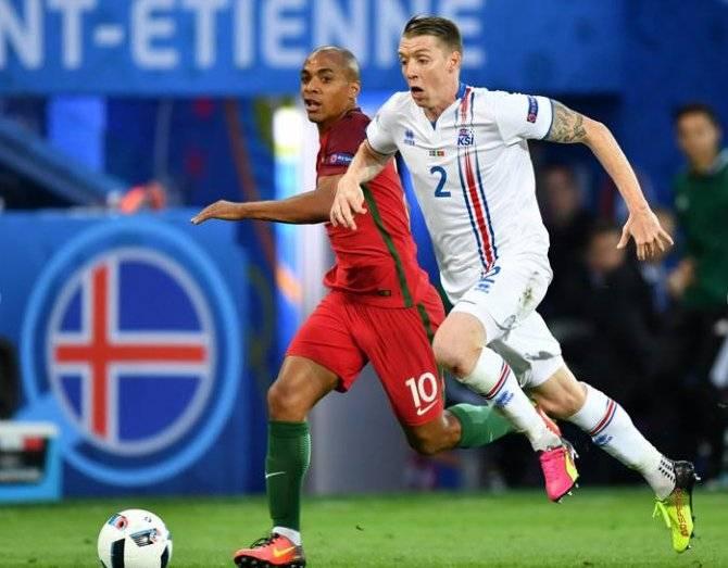Евро-2016: Португалия - Исландия (обзор)