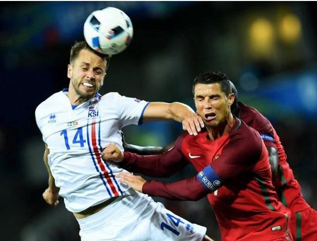 Евро-2016. Португалия – Исландия. Короли севера