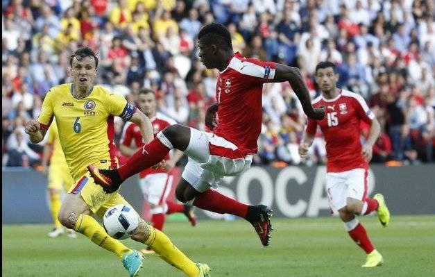 Обзор матча Румыния - Швейцария