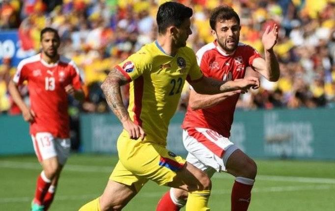 Евро-2016 Румыния – Швейцария Румынские пенальти
