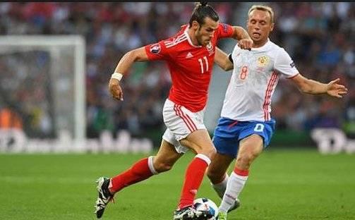 Евро-2016. Россия – Уэльс. Сожженные «красными драконами»
