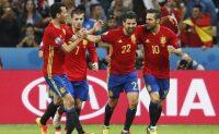 Сборная Испании на Евро-2016