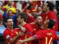 Как закончился матч Испания - Чехия
