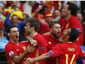 Евро-2016. Испания – Чехия. За что платили букмекеры