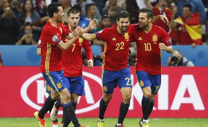 Испания – новый фаворит Евро-2016 у букмекеров
