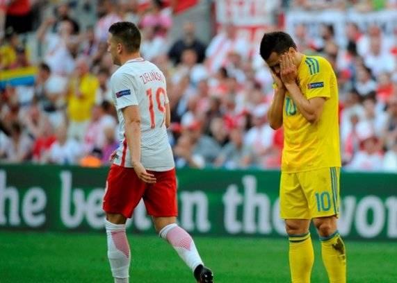 Евро-2016. Украина – Польша. Без голов не бывает побед