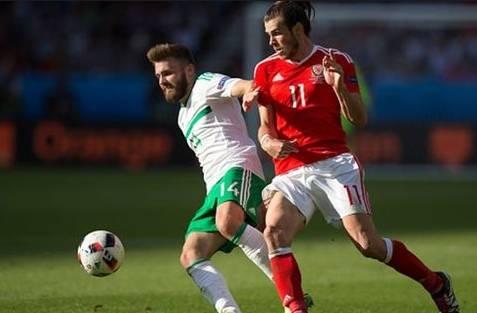 Евро-2016 Уэльс – Северная Ирландия Битва за Британию