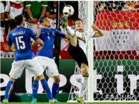 Обзор матча Германия - Италия