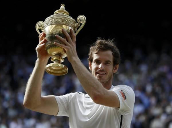 Энди Маррей – фаворит на звание Спортсмена Года в Британии