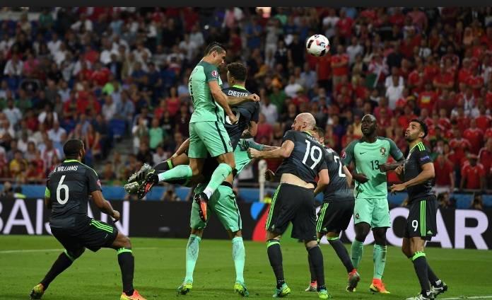 Португалия - Уэльс: обзор матча