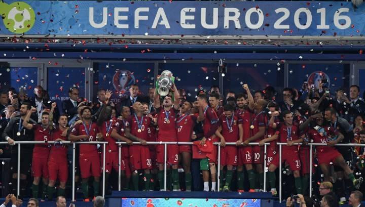 Обзор матча Португалия - Франция (Финал Евро-2016)
