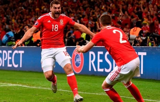 Евро-2016. Португалия - Уэльс
