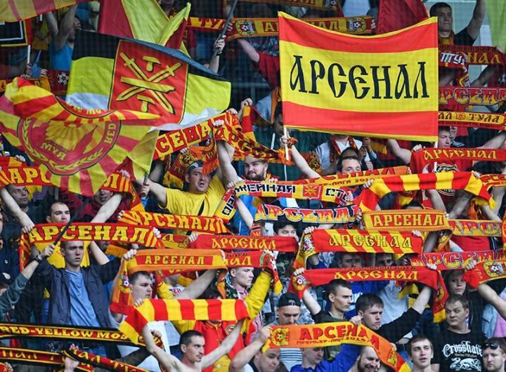 Прогноз на матч Спартак - Арсенал 31 июля