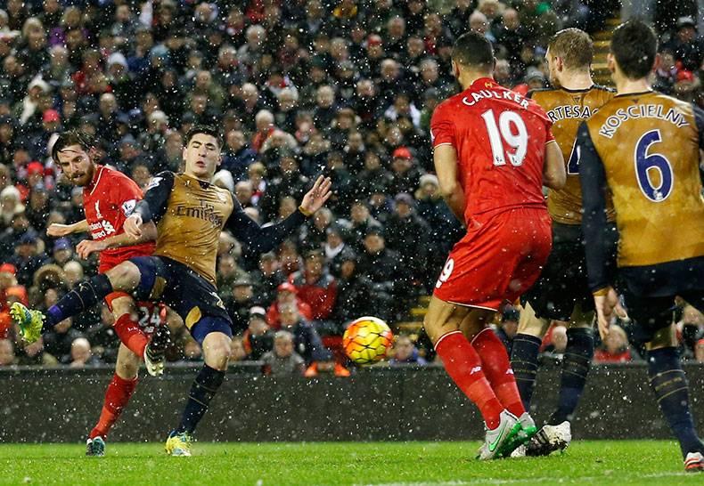 Арсенал - Ливерпуль: прогноз и ставка