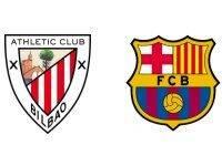 Атлетик - Барселона 28 августа