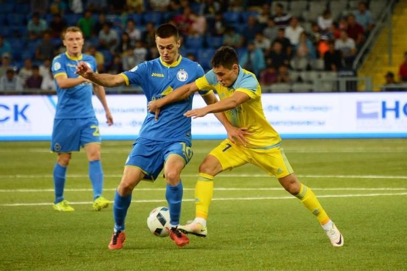 БАТЭ - Астана: прогноз и ставка