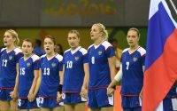 Сборная России по гандболу: Олимпиада