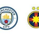 Манчестер Сити - Стяуа 24 августа