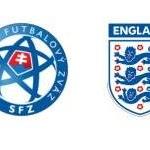 Словакия - Англия 4 сентября