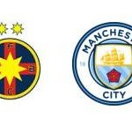 Стяуа - Манчестер Сити 16 августа