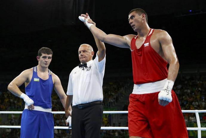 БК 1хСтавка: Тищенко – фаворит в бою с Левитом за золотую медаль Рио