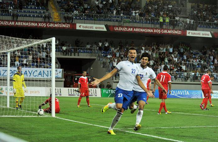 Азербайджан - Сан-Марино: прогноз