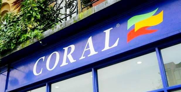 БК Coral ставки на спорт