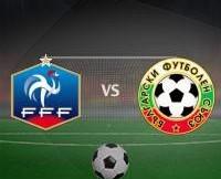 Франция — Болгария: видео обзор матча 7/10/2016