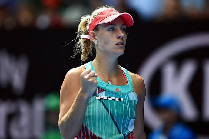 Кербер и Мугуруса – фавориты турнира WTA в Ухани